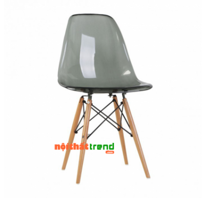 Ghế Eames trong suốt GLM04